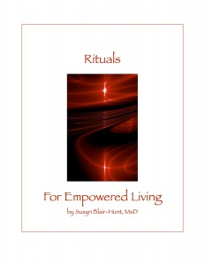 Rituals for empowered living Cover